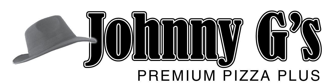 Johnny G's Premium Pizza Plus Logo