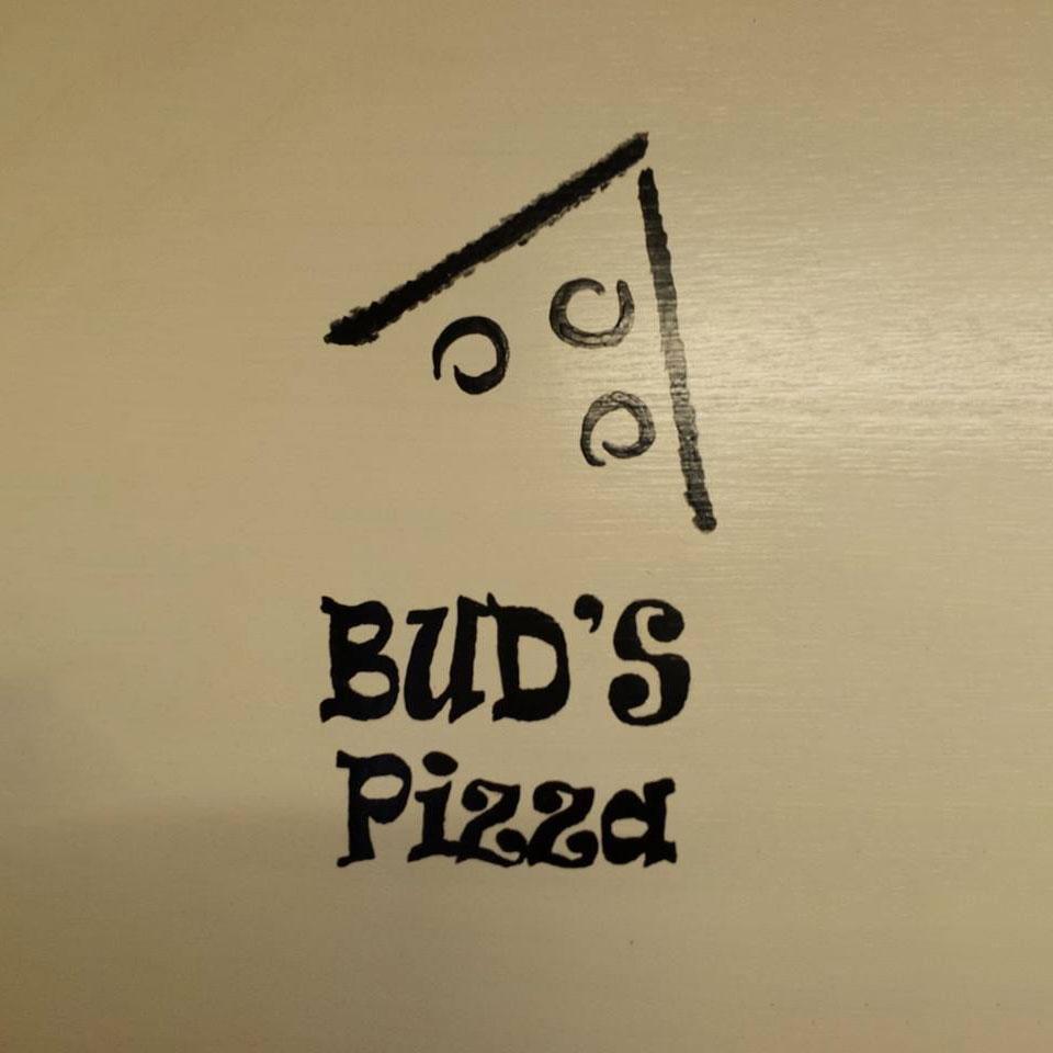 Bud's Pizza Logo
