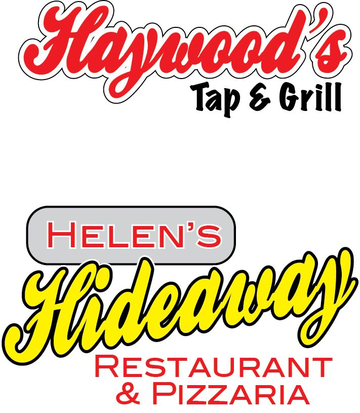 Helen's Hideaway Family Restaurant Logo