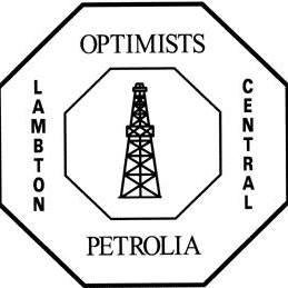 Lambton Central Petrolia Optimist Club Logo