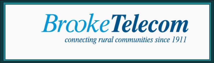 Brooke Telecom Cooperative LTD Logo