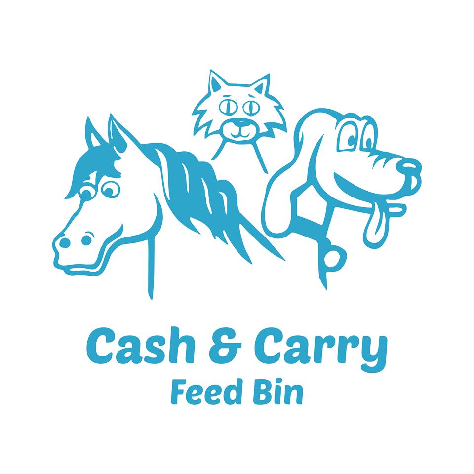 Cash & Carry Feed Bin Logo