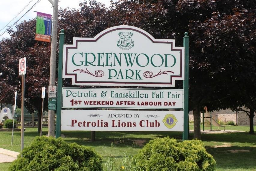 Greenwood Park Logo