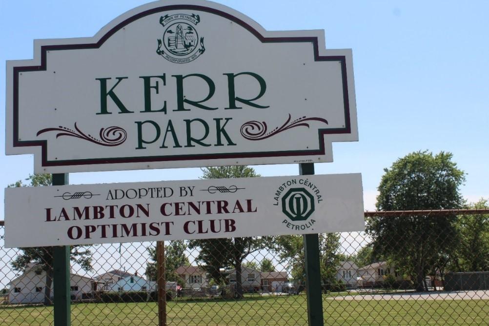 Kerr Park Logo