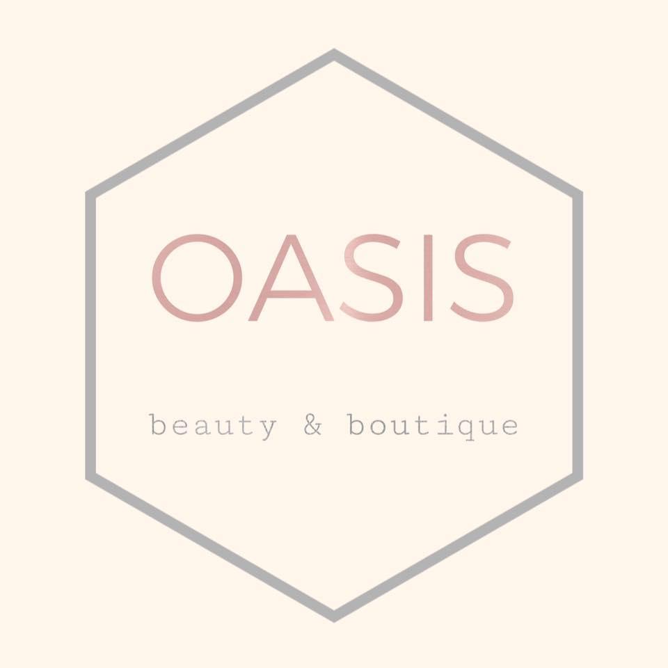 Oasis Beauty & Boutique Logo