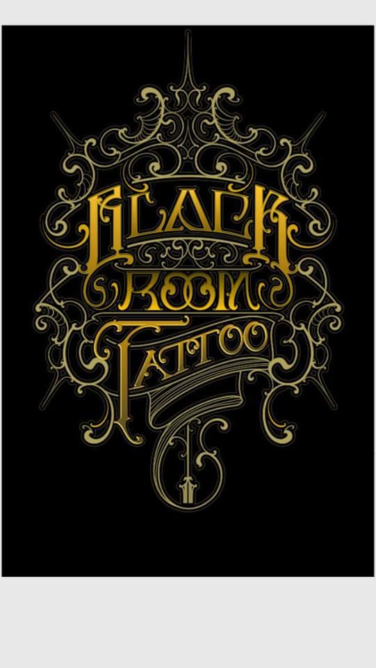 Black Room Tattoo Logo
