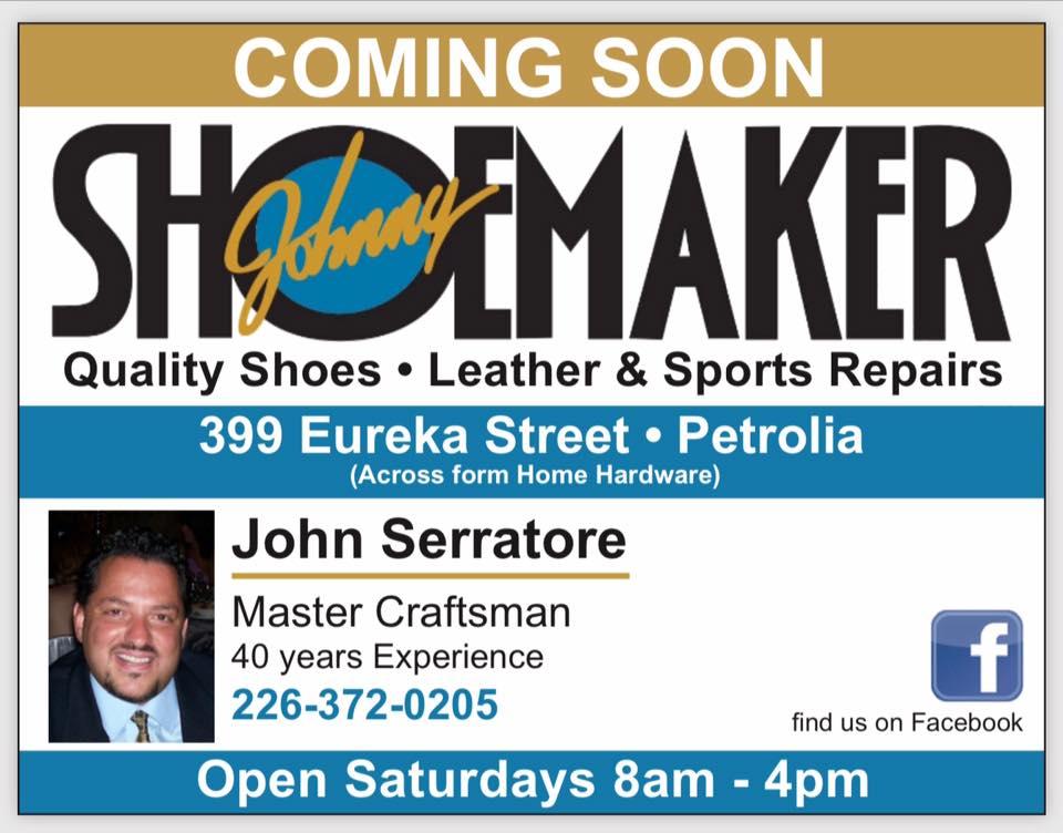 Johnny Shoemaker Logo